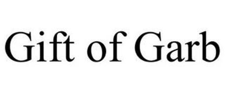 GIFT OF GARB