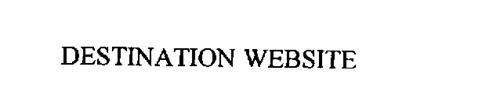 DESTINATION WEBSITE
