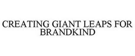 CREATING GIANT LEAPS FOR BRANDKIND
