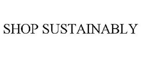 SHOP SUSTAINABLY
