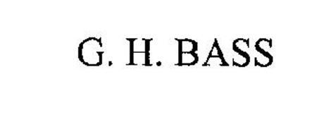 G. H. BASS
