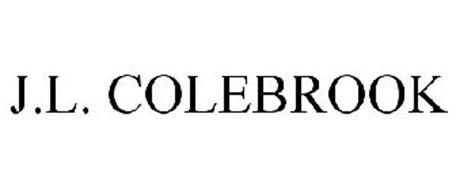 J.L. COLEBROOK