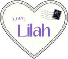 LOVE, LILAH