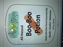 INTEGRITY PURE & NATURAL ALL-NATURAL BOO-BOO POTION MADE WITH ALOE VERA & ESSENTIAL OILS SOOTHE COMFOR MOISTURIZE