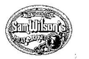 SAM WILSON'S MEAT MARKET RESTAURANT