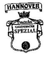 HANNOVER DEUTSCHES CALENBERGER SPEZIAL