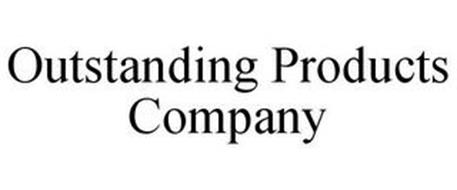 OUTSTANDING PRODUCTS COMPANY
