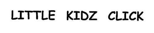 LITTLE KIDZ CLICK