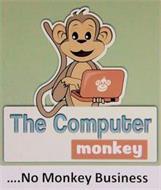 THE COMPUTER MONKEY ...NO MONKEY BUSINESS