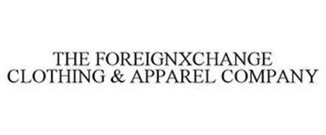 THE FOREIGNXCHANGE CLOTHING & APPAREL COMPANY