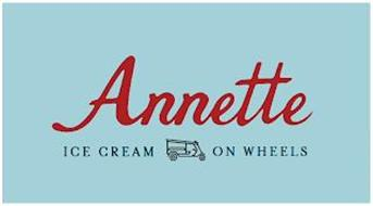 ANNETTE ICE CREAM ON WHEELS
