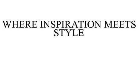 WHERE INSPIRATION MEETS STYLE