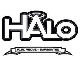 HALO RISE ABOVE · SURMONTEZ