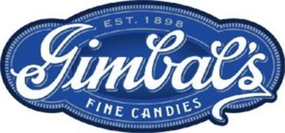GIMBAL'S FINE CANDIES EST. 1898
