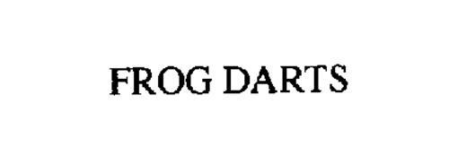 FROG DARTS