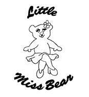 LITTLE MISS BEAR