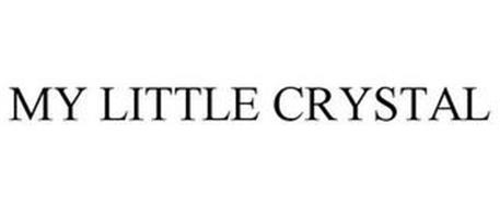 MY LITTLE CRYSTAL