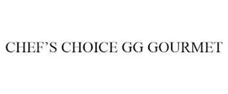 CHEF'S CHOICE GG GOURMET
