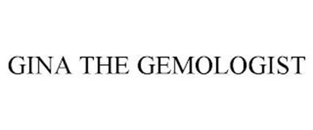 GINA THE GEMOLOGIST