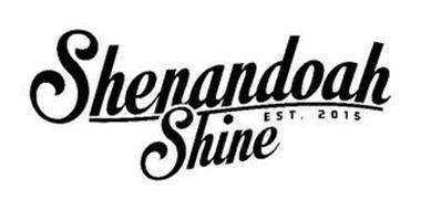 SHENANDOAH SHINE EST. 2015