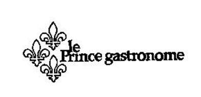 LE PRINCE GASTRONOME