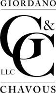 GIORDANO G & C LLC CHAVOUS