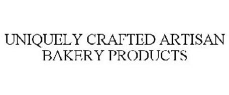 UNIQUELY CRAFTED ARTISAN BAKERY PRODUCTS