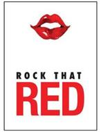 ROCK THAT RED