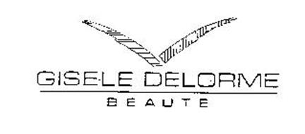 gisele delorme beaute trademark of gisele delorme serial number 73824763 trademarkia trademarks. Black Bedroom Furniture Sets. Home Design Ideas