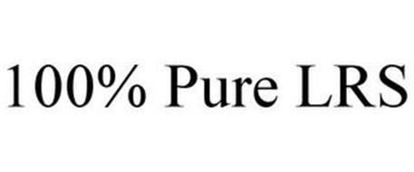 100% PURE LRS
