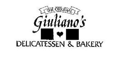 THE ORIGINAL GIULIANO'S DELICATESSEN & BAKERY