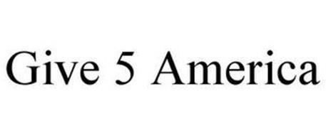 GIVE 5 AMERICA