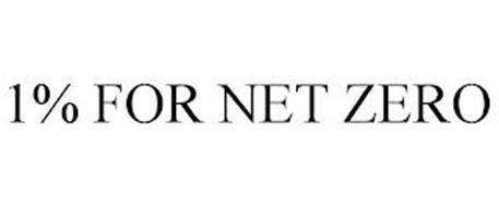 1% FOR NET ZERO