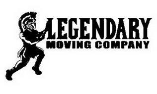 LEGENDARY MOVING COMPANY