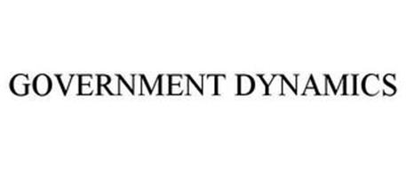 GOVERNMENT DYNAMICS