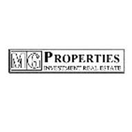 MG PROPERTIES INVESTMENT REAL ESTATE