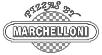 PIZZAS BY MARCHELLONI