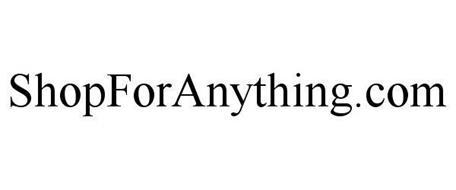 SHOPFORANYTHING.COM
