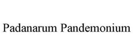 PADANARUM PANDEMONIUM