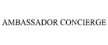 AMBASSADOR CONCIERGE