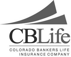 CBLIFE COLORADO BANKERS LIFE INSURANCE COMPANY
