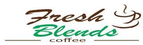FRESH BLENDS COFFEE