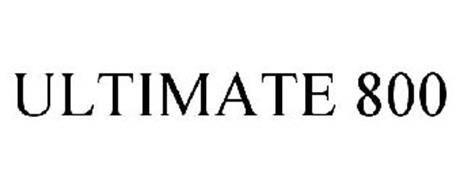 ULTIMATE 800
