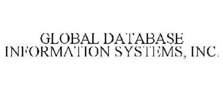GLOBAL DATABASE INFORMATION SYSTEMS, INC.