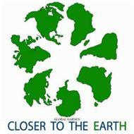 GLOBAL GARDEN CLOSER TO THE EARTH