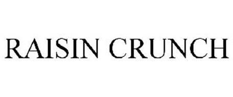 RAISIN CRUNCH
