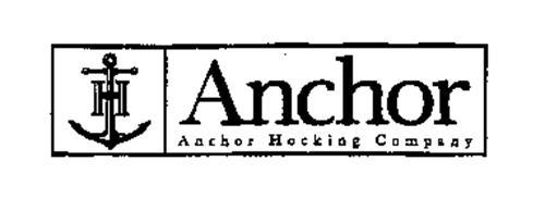 H ANCHOR ANCHOR HOCKING COMPANY