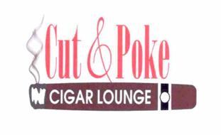 CUT & POKE CIGAR LOUNGE