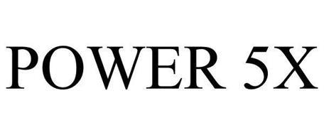 POWER 5X