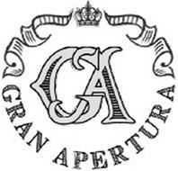 GA GRAN APERTURA